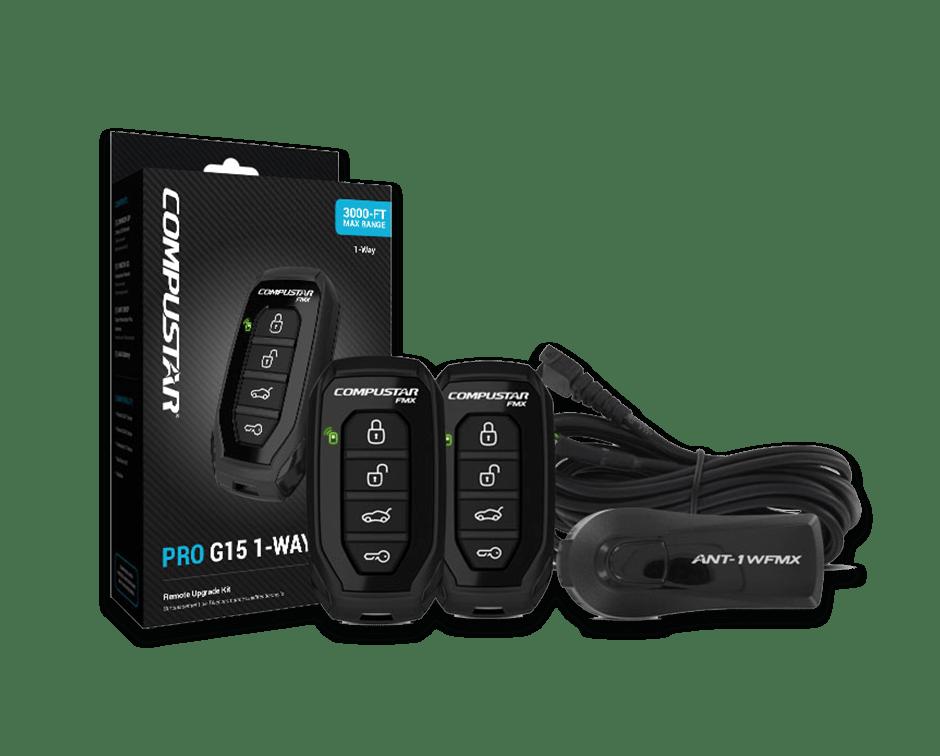 Compustar PRO G15 Remote Start